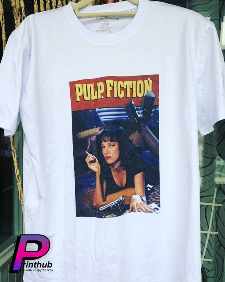 Футболка Pulp Fiction