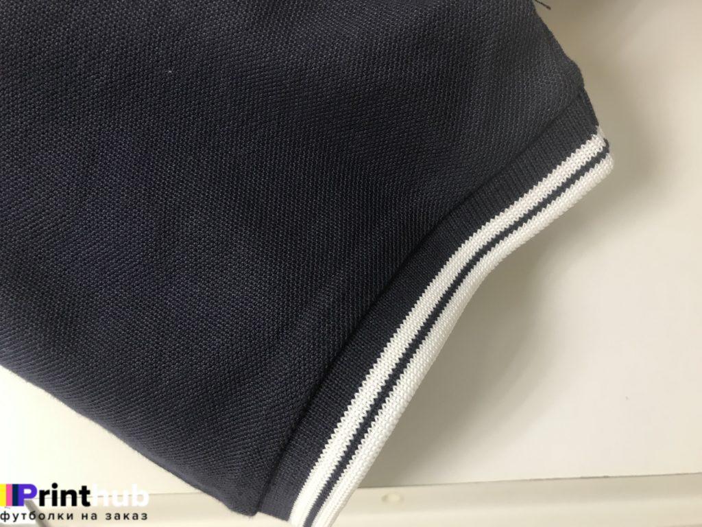 рукав мужского поло