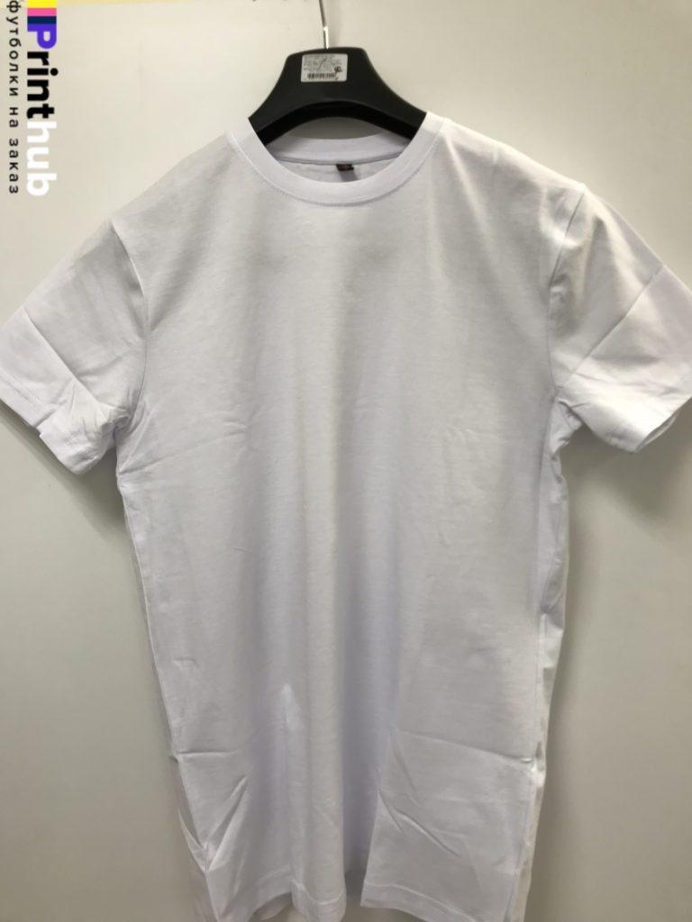 Мужская футболка стрейч