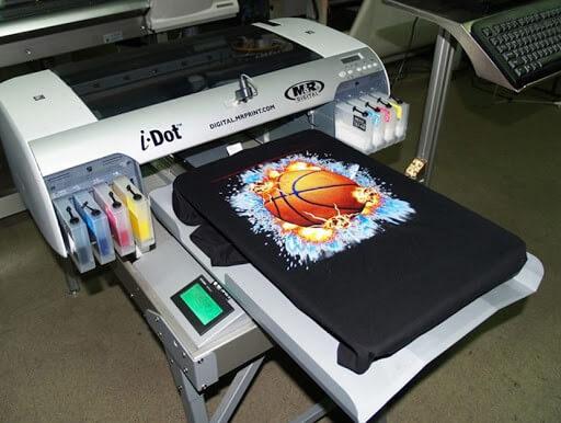 DTG - печать